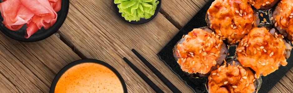 «Ролл sushiway» в подарок